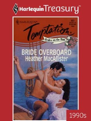 cover image of Bride Overboard