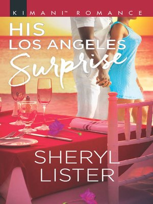 cover image of His Los Angeles Surprise