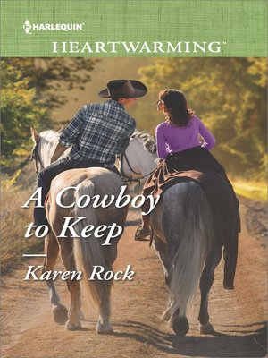 cover image of A Cowboy to Keep