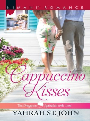 cover image of Cappuccino Kisses