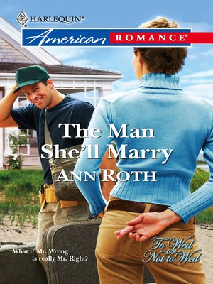cover image of The Man She'll Marry