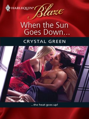 cover image of When the Sun Goes Down...