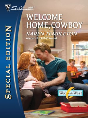 cover image of Welcome Home, Cowboy