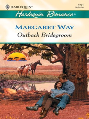 cover image of Outback Bridegroom