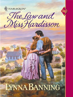 cover image of The Law and Miss Hardisson