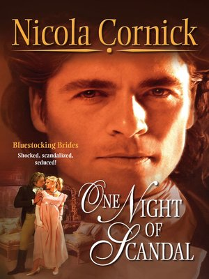 cover image of One Night of Scandal