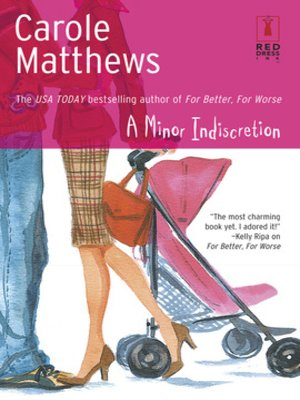 cover image of A Minor Indiscretion