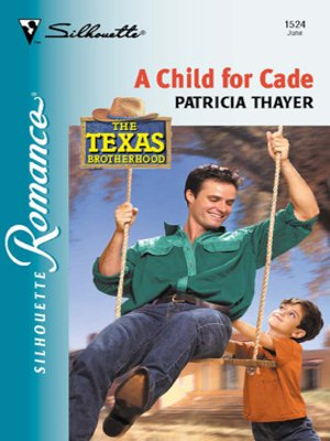 cover image of A Child for Cade