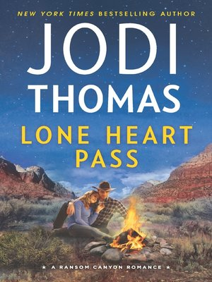 cover image of Lone Heart Pass