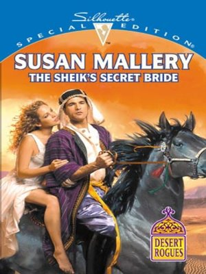 cover image of The Sheik's Secret Bride