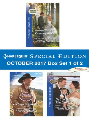 cover image of Harlequin Special Edition October 2017 Box Set 1 of 2
