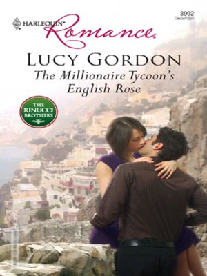 cover image of Millionaire Tycoon's English Rose