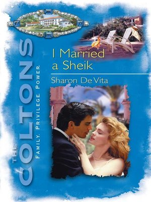 cover image of I Married a Sheik