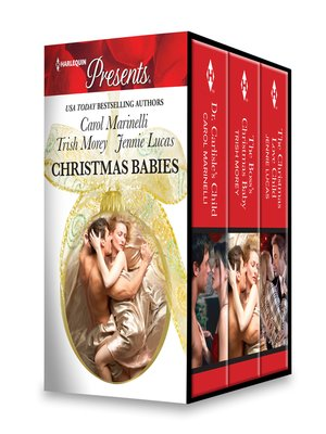 cover image of Christmas Babies Box Set