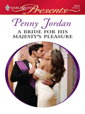 cover image of Bride for His Majesty's Pleasure