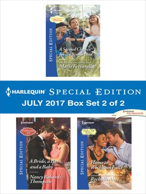 cover image of Harlequin Special Edition July 2017 Box Set 2 of 2