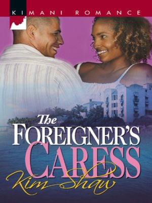 cover image of The Foreigner's Caress