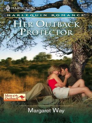 cover image of Her Outback Protector