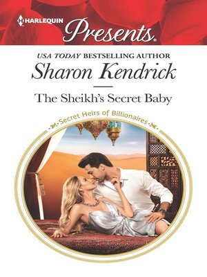 cover image of The Sheikh's Secret Baby