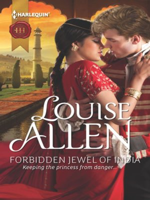 cover image of Forbidden Jewel of India