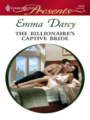 cover image of Billionaire's Captive Bride