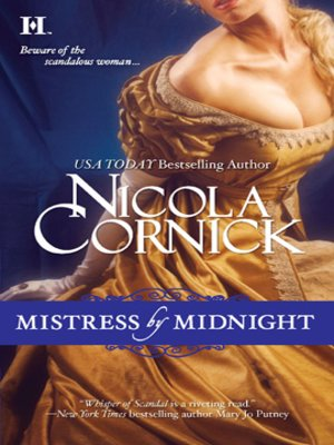 cover image of Mistress by Midnight