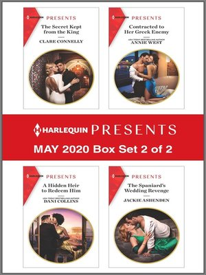 cover image of Harlequin Presents--May 2020--Box Set 2 of 2