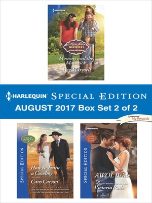 cover image of Harlequin Special Edition August 2017 Box Set 2 of 2