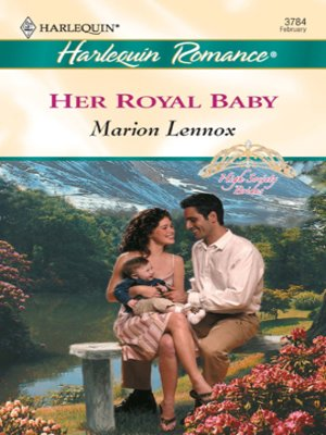 cover image of Her Royal Baby