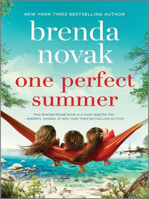 cover image of One Perfect Summer