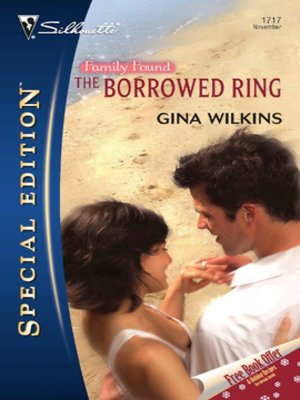 cover image of The Borrowed Ring