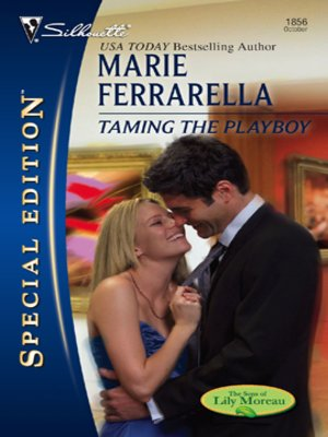 cover image of Taming the Playboy