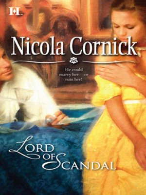 cover image of Lord of Scandal