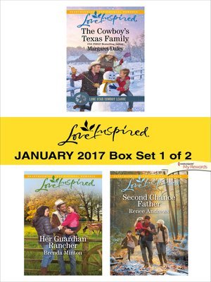 cover image of Harlequin Love Inspired January 2017, Box Set 1 of 2