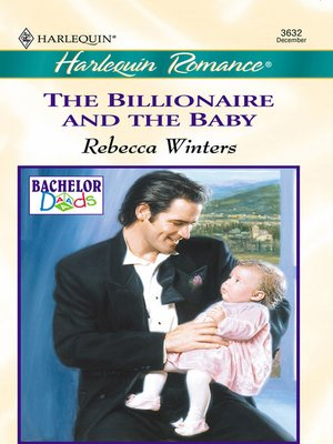 cover image of Billionaire And The Baby