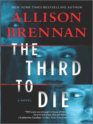 cover image of The Third to Die