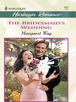 cover image of Bridesmaid's Wedding