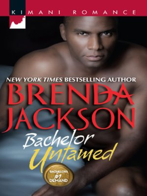 cover image of Bachelor Untamed