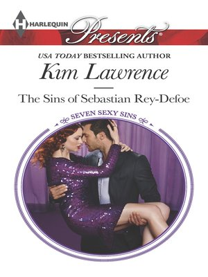 cover image of The Sins of Sebastian Rey-Defoe