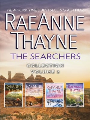 cover image of The Searchers Collection, Volume 2: The Interpreter ; High-Risk Affair ; Shelter from the Storm ; High-Stakes Honeymoon