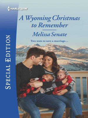 cover image of A Wyoming Christmas to Remember