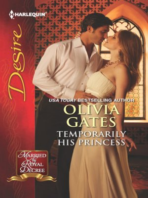 cover image of Temporarily His Princess