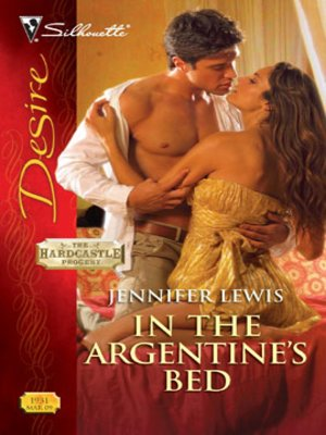 cover image of In the Argentine's Bed