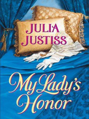 cover image of My Lady's Honor