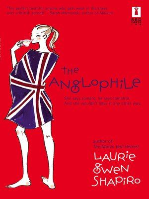 cover image of The Anglophile