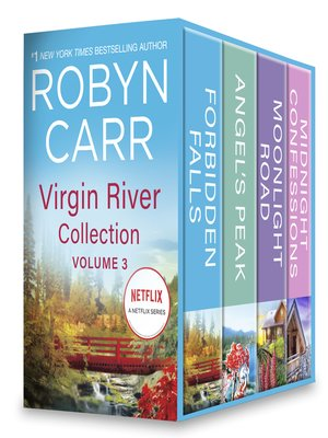 cover image of Virgin River Collection, Books 8-10, 10.5