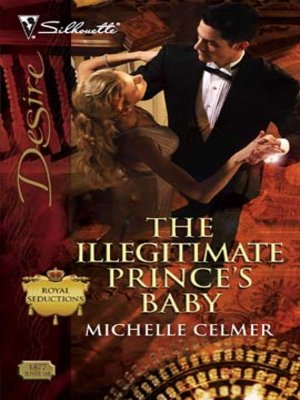 cover image of The Illegitimate Prince's Baby