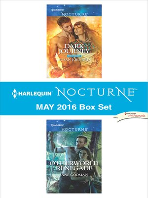 cover image of Harlequin Nocturne May 2016 Box Set--An Anthology