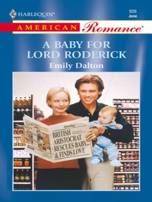 cover image of A Baby for Lord Roderick