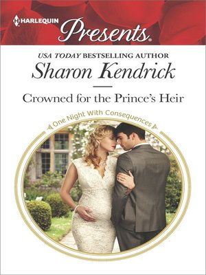 cover image of Crowned for the Prince's Heir